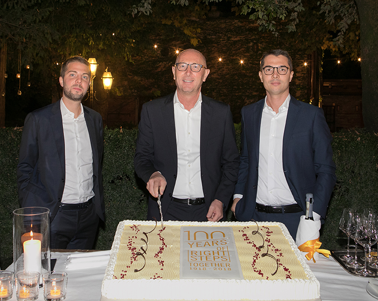 Alberto, Gianni and Carlo FRASSON
